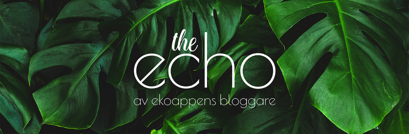 the echo - ekoappens blogg